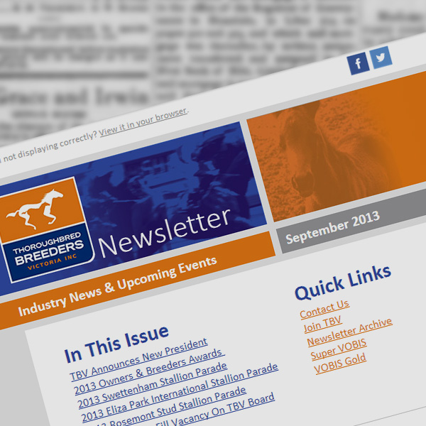 TBV Newsletter Archive